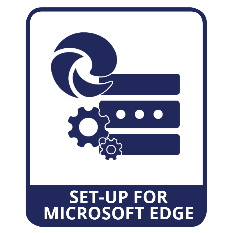 proxy setup for microsoft edge
